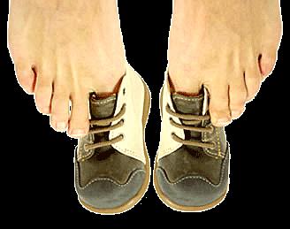 Очки как обувь - должны быть по размерам!